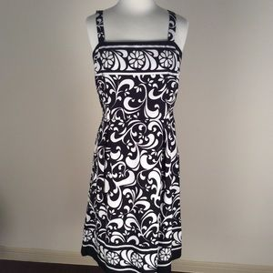 Karin Stevens Summer Dress  Size 12